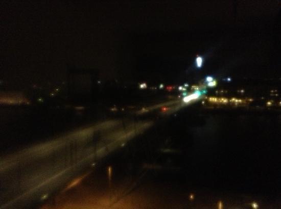 Danhostel Copenhagen City : across the brige view