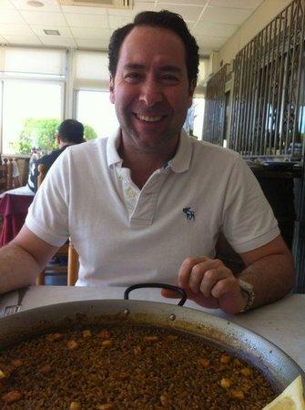 Restaurante el Quijote xeraco