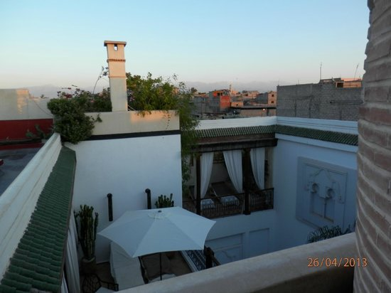 Bellamane, Ryad & Spa: Views from above