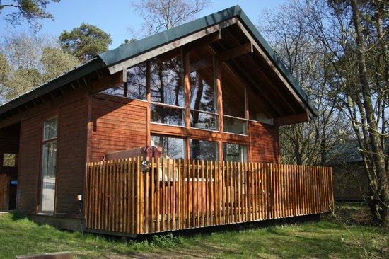 Forest Holidays Keldy, North Yorkshire: Keldy Cabin