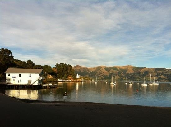 L'Hotel Akaroa : Add a caption