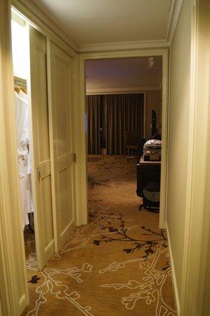 Shangri-La Hotel Sydney: Entry foyer