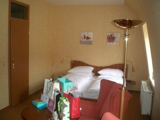 Hotel Albrechtshof : Room 407