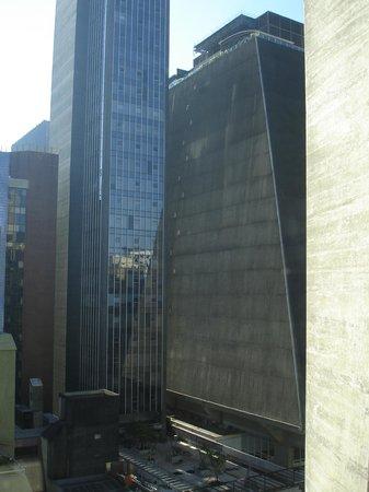 Tivoli Mofarrej - Sao Paulo: View from the room