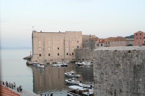 Dubrovnik 4Seasons : View from the attic bedroom
