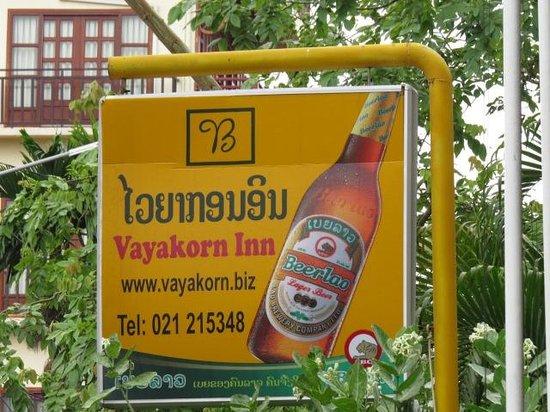 Vayakorn Inn: Beerlao