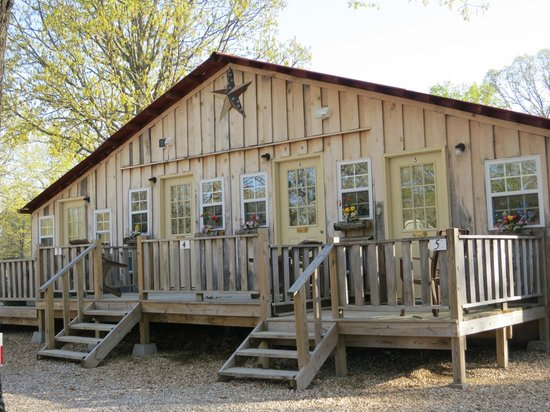 Ozarks mountain springs rv park cabins campground for White rock mountain cabins