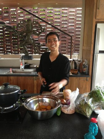 RedDoor Bali: Kitchen/ Staff