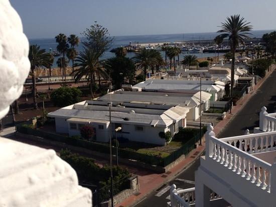 Rio Piedras Apartments: 200m till stranden