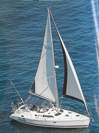 Charade Sailboat Charters - Day Tours