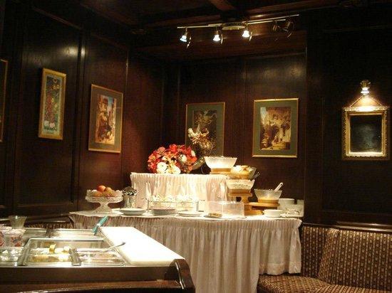 Cityhotel Ratheiser: Buffet Colazione