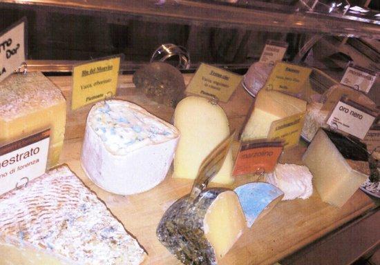 Il Cuuc: Carrello dei formaggi