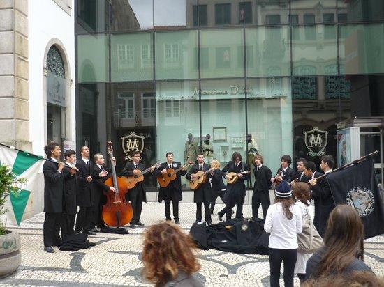 Porto, Portugal: Live Music