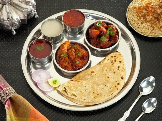 speciality fry mutton thali picture of hotel padma