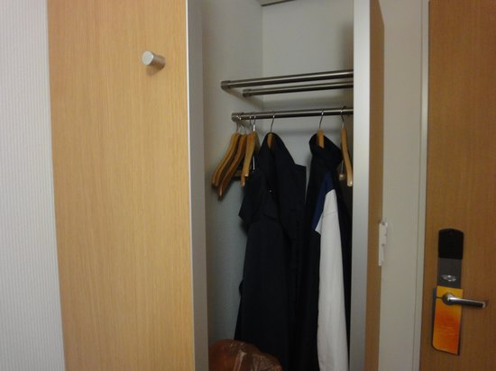Novotel Hamburg City Alster: Where's the door?