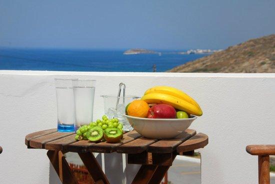 Golden Sun Hotel: Ocean View