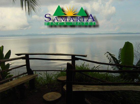 Finca Samaria: mirador