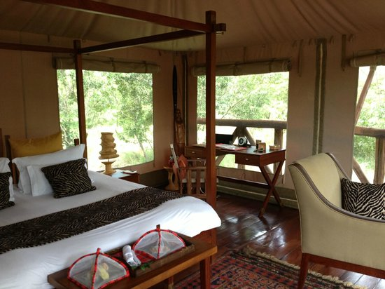 Neptune Mara Rianta Luxury Camp: room