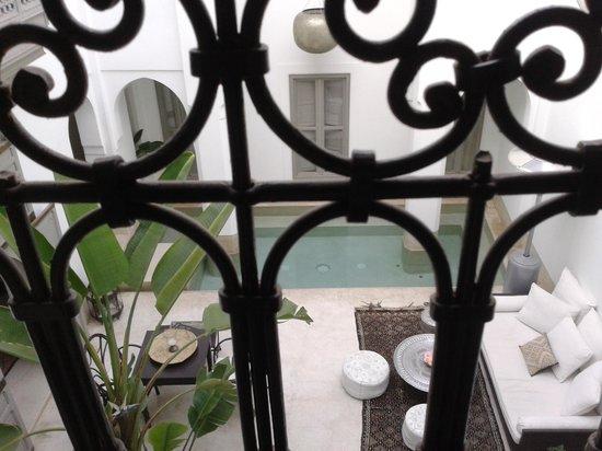 Riad Snan13: vista desde la habitacion
