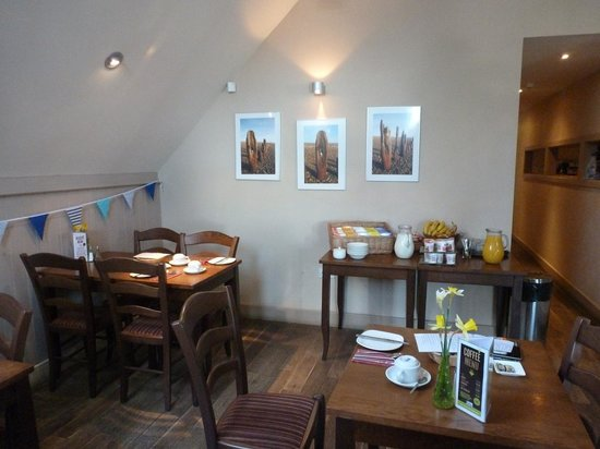 The Lodge at Winchelsea: Breakfast