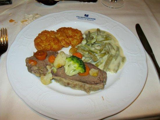Falkensteiner Hotel Am Schottenfeld: cena