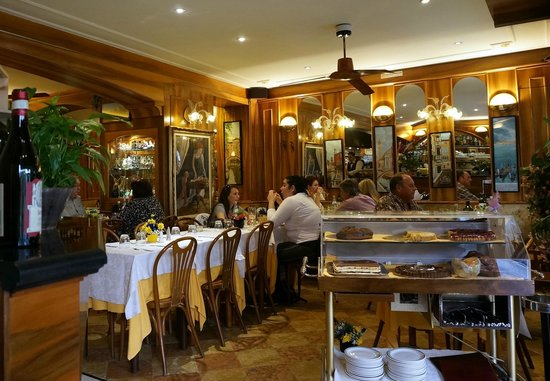 Restaurant Pizza Da Celio: Interior 1