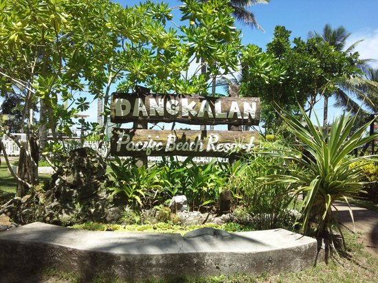 Dangkalan Pacific Beach Resort