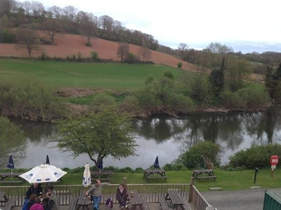 The Ship Inn: view from room