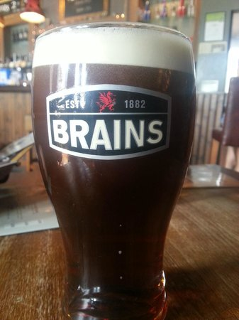 Bucks Head: Hobgoblin dans un verre Brains