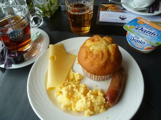 Amadore Hotel Restaurant Arion: Breakfast