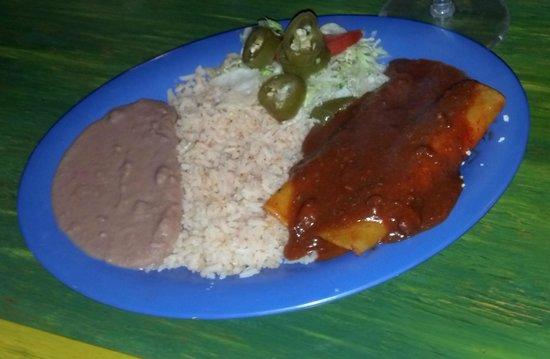 Don Juan: No hot plate here!