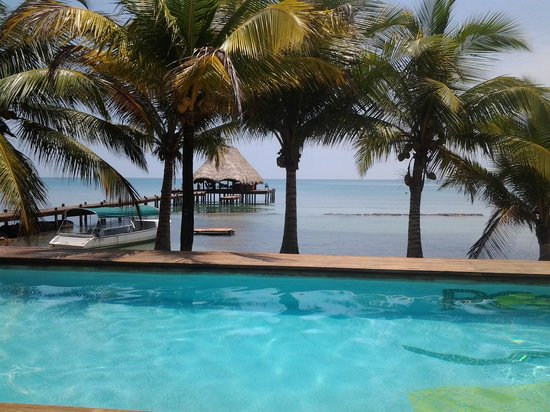 Robert's Grove Beach Resort: view from room
