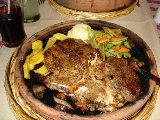 Kibele Restaurant: T-Bone