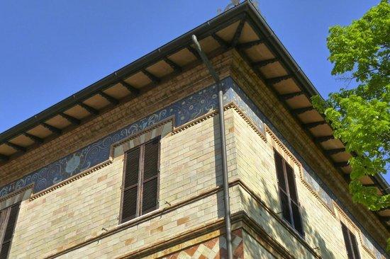 Villa Raffaello Park Hotel : Exterior decoration