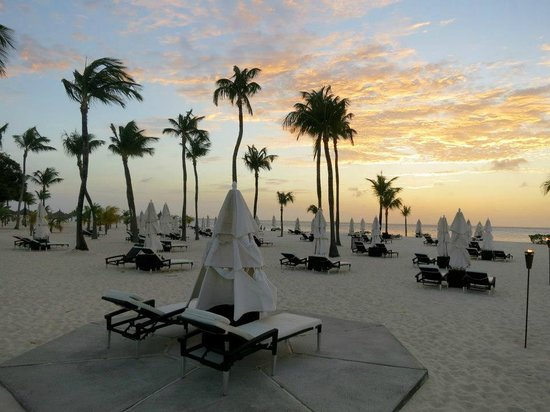Bucuti & Tara Beach Resort Aruba : The beach