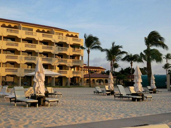 Bucuti & Tara Beach Resort Aruba: on the beach
