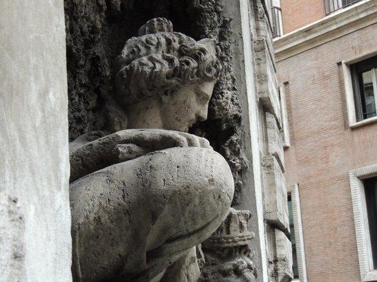 San Carlo alle Quattro Fontane: Fuente