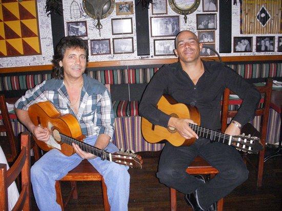 live musik på Tango Tapas