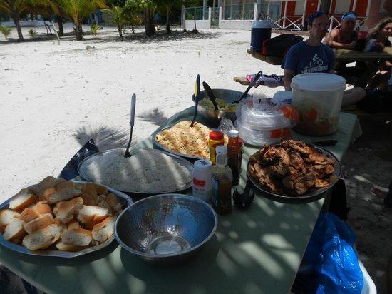Casa Daniel : il pranzo è servito