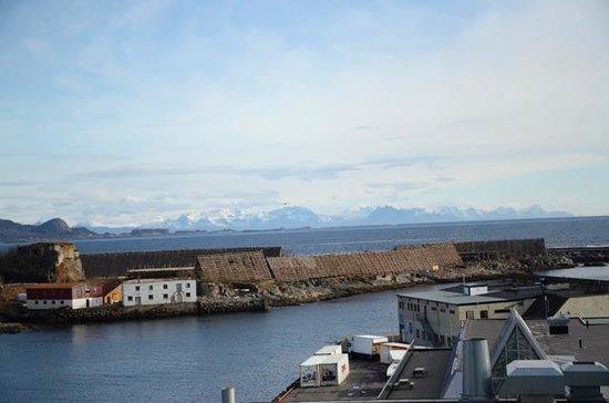 Thon Hotel Lofoten: View