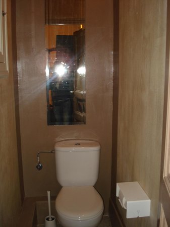 Vrabac Guesthouse: wc