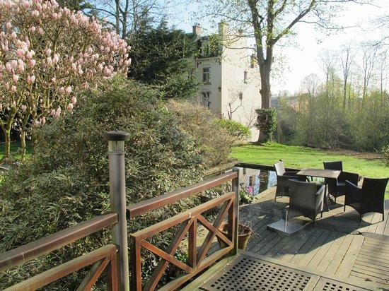 Côté Jardin Bed & Breakfast : Jardin