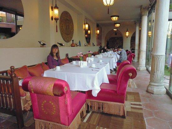 Sokullu Pasa Hotel: Frühstücksraum