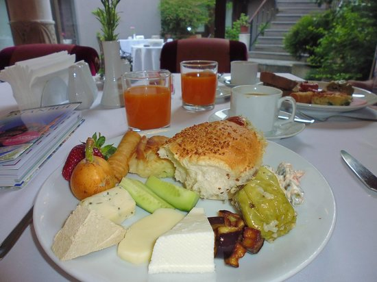 Sokullu Pasa Hotel: Frühstück