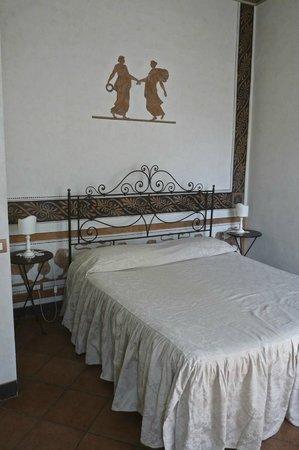 Antica Residenza Cicogna: La Stanza dei Leoni room