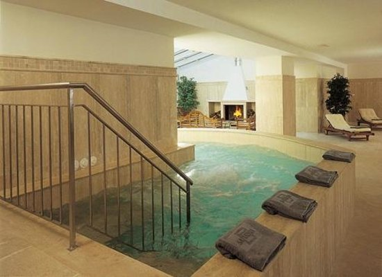 Crowne Plaza Rome - St. Peter's : SPA St Peter's