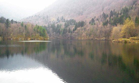 Les 4 Saisons : les lacs sont magnifiques