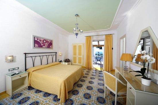 Villa Bianca: stanza superior