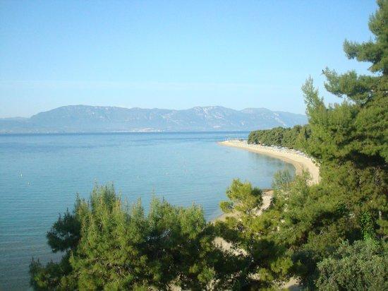 Club Med Gregolimano: Vue de la chambre