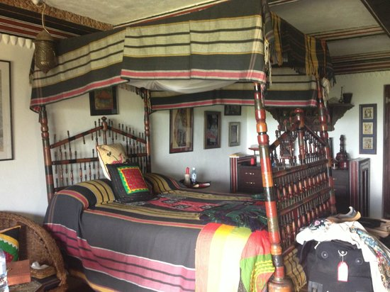 African Heritage House: lamai suite
